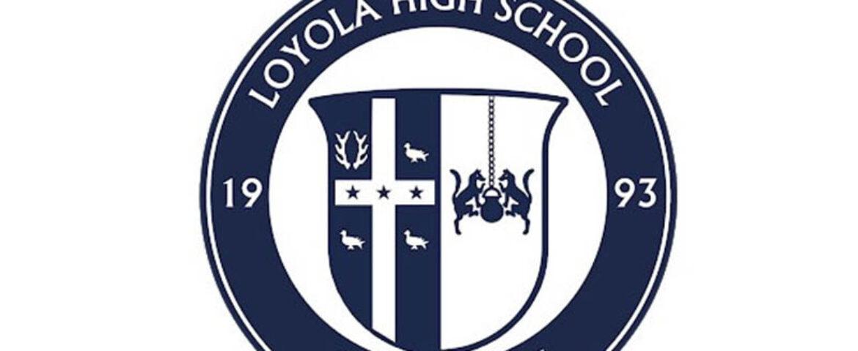 LOYOLA HIGH SCHOOL SPONSORSHIP