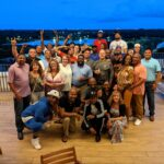 SG Energy Solutions group photo on the roof of the AC Hotels by Marriot Sawgrass Mills