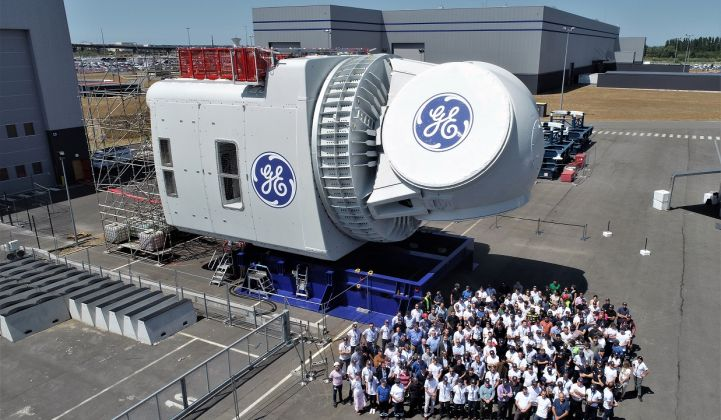 SG Energy Solutions: Industry Spotlight With General Electric