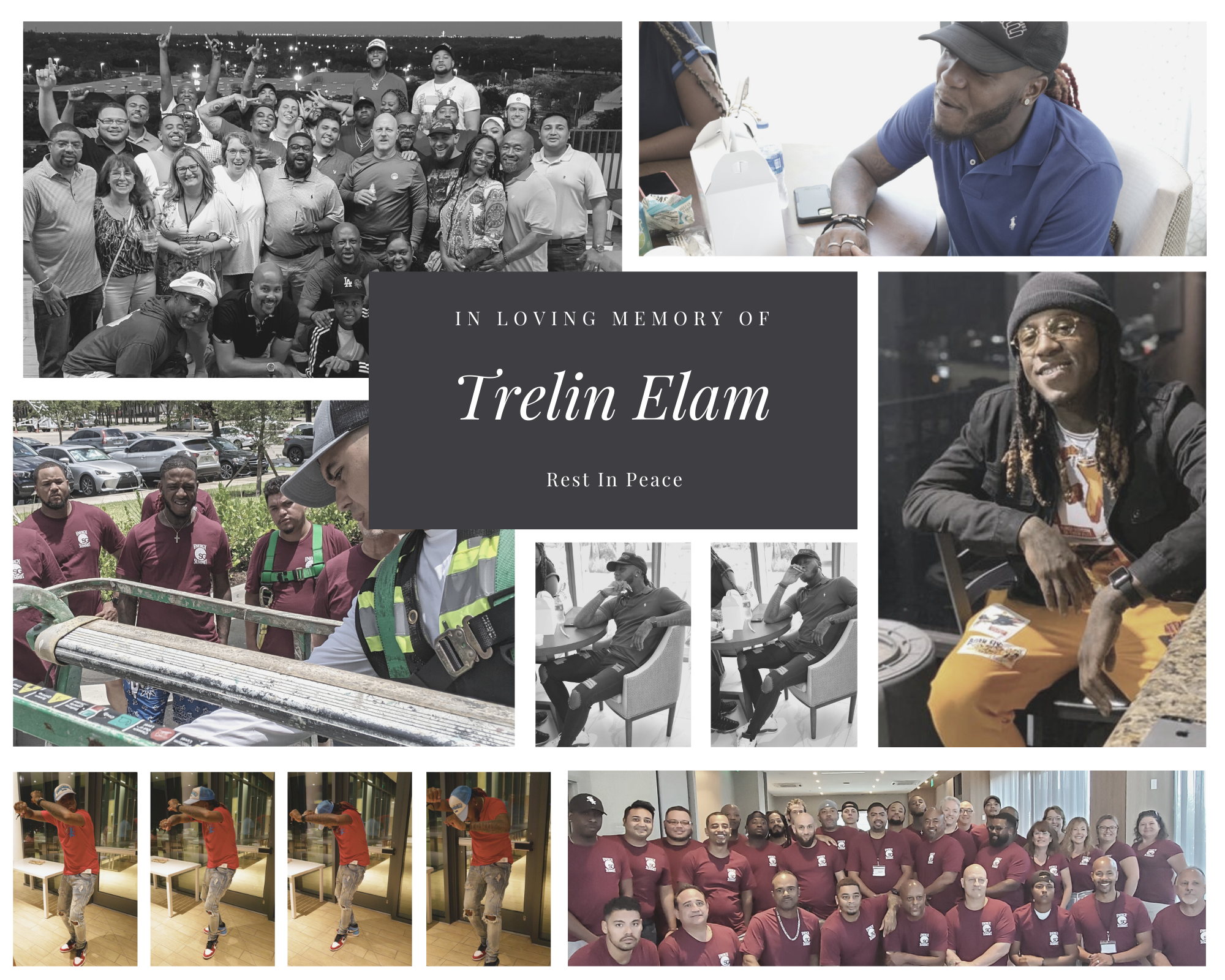 Remembering Trelin Elam